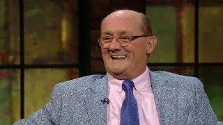 """Happiness is a dry fart!"" - Mrs Browns Boys' Brendan O'Carroll tak..."