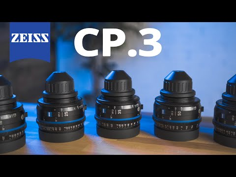 Zeiss CP.3 Primes 18, 25, 35, 50, 85, 135 - Lens Tests