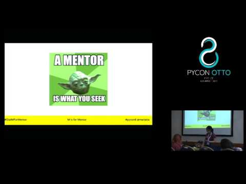 Image from Dial M For Mentor