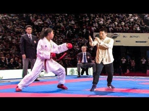 Вин Чун против Тхэквондо | РЕАЛЬНЫЙ БОЙ