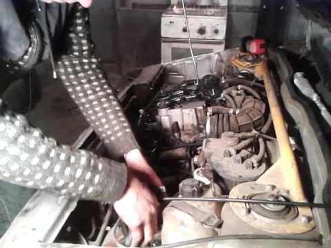 Замена радиатора охлаждения на  ваз 2114 1.6л 16v