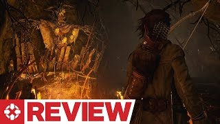 Rise of the Tomb Raider - Baba Yaga: The Temple of the Witch Review
