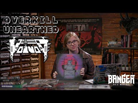 VOÏVOD Dimension Hatröss Album Review | Overkill Unearthed