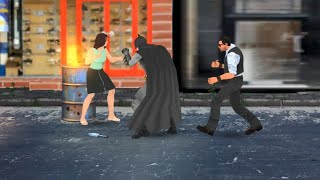 Bat Hero: Immortal Legend — Crime Fighter // Gameplay