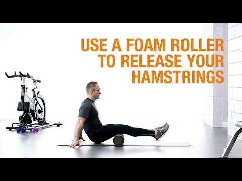 wellness-wednesday:-use-a-foam-roller-to-release-your-hamstrings