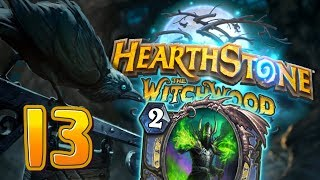 THE MAGE MINION DECK IS REAL - The Witchwood Review #13 - Hearthstone Expansion