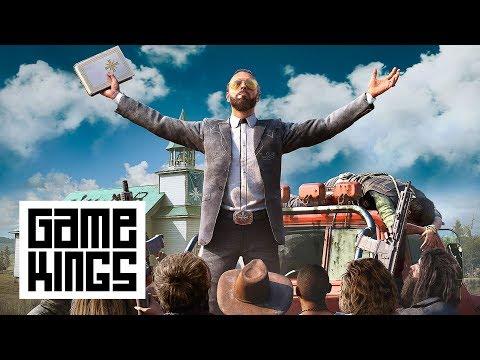 Dé games van de 2018: Far Cry 5 thumbnail
