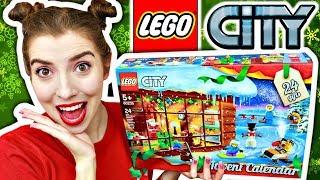NAJLEPSZY Kalendarz Adwentowy LEGO City 2019 Otwieram Cały