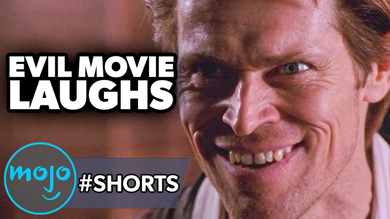 The Best Evil Movie Laughs of All Time #Shorts