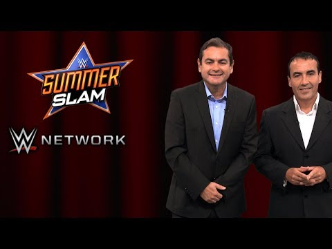 SummerSlam to stream live in Portuguese on WWE Network