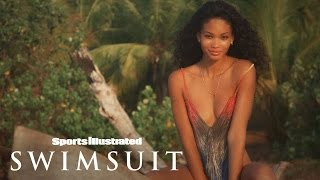 Chanel Iman Wears Nothing But A Hat | Intimates | Sports Illustrated Swimsuit