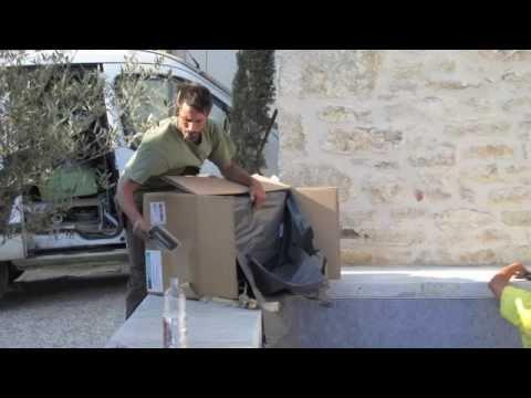 pose d'un liner - YouTube - Pose Liner