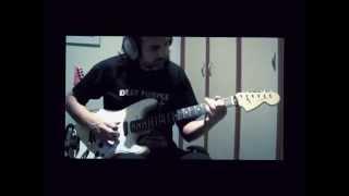 DEEP PURPLE - Super trooper (guitar cover by Vangelis Vergos)