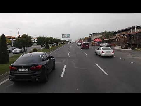 $74 Скания S500 Рейс Ереван-Новосиб обломился((( Рулим пустые в Тбилиси...