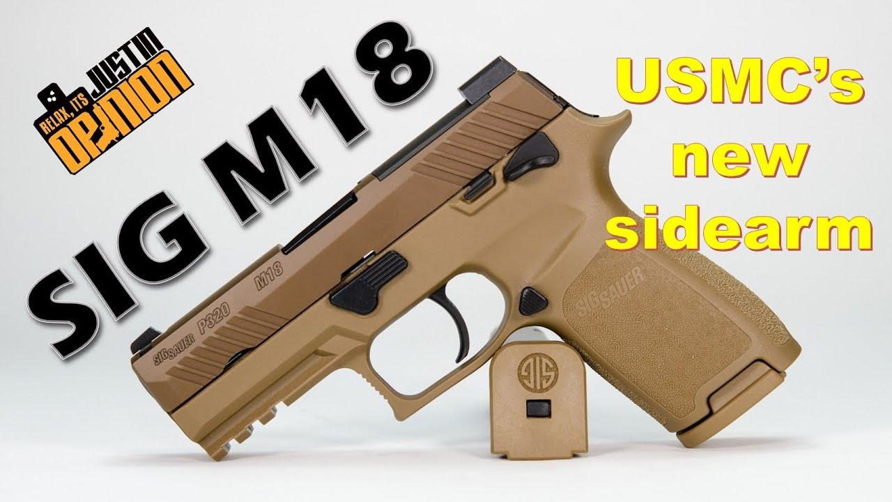 SIG Sauer P320-M18