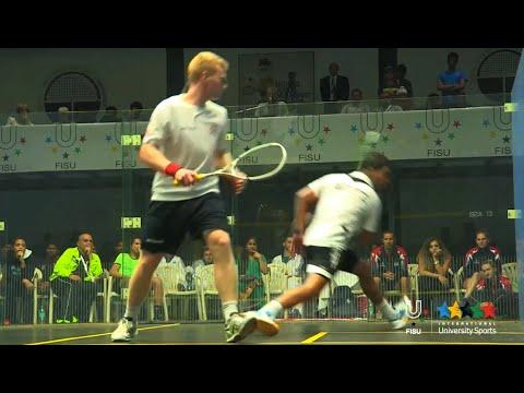 8th World University Squash Championship 2014 - Chennai - India