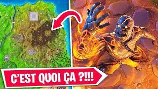 That's it.. THE ROI OF THE FIRE TO THE ACTION AND DECITFORTNITE (SAISON DEBUT 8)
