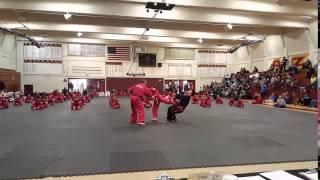2016 Spring World Martial Arts Center Demo Team Part 2