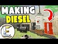 How To Drill For Oil - Gmod DarkRP (Crude Oil Into Ultra Premium Diesel Sell For 1 Million A Barrel)