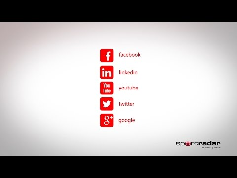 Sportradar's Social Media Channels