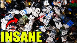 This FREE Lego Minifigure Haul is INSANE! (Lego Star Wars: Fan Mail)