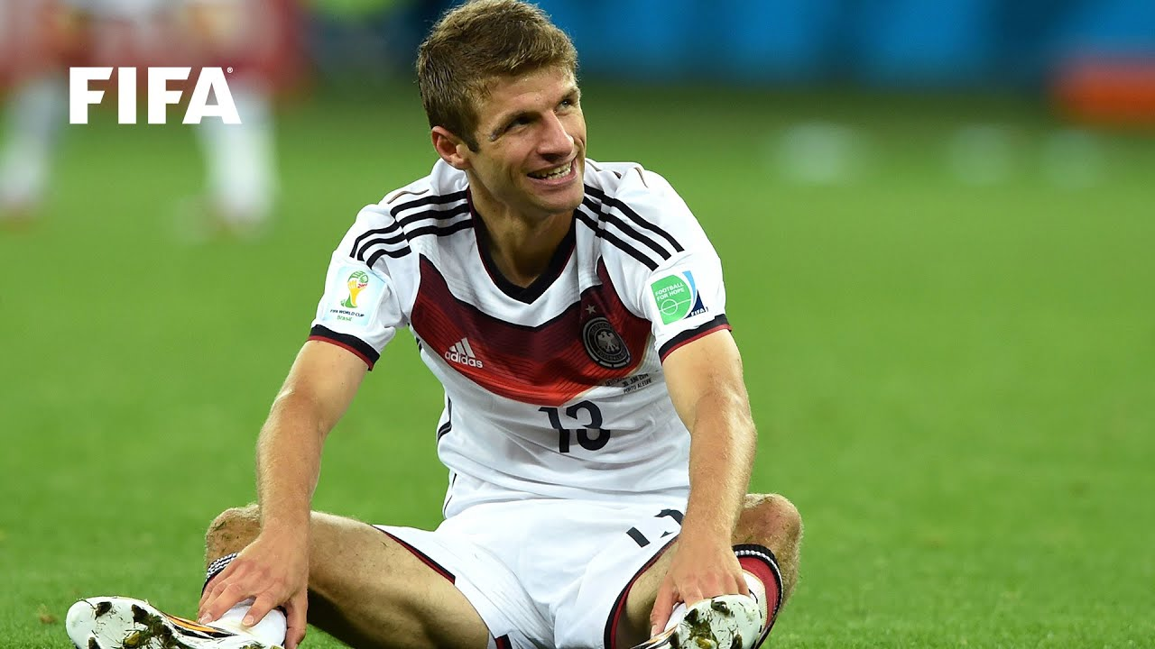 Thomas Muller | FIFA World Cup Goals - YouTube