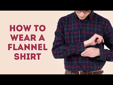 how-to-wear-a-flannel-shirt---style-tips-for-flannels-(beyond-plaid)