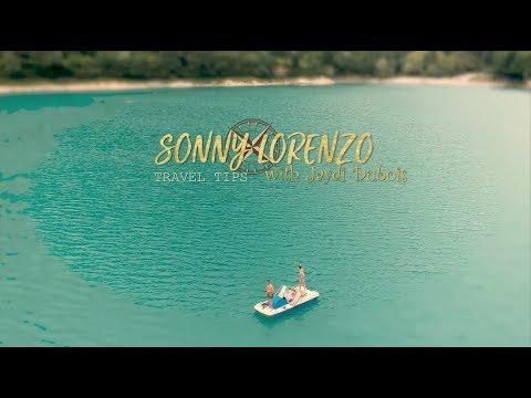 SONNY LORENZO Travel Tips with JAYDI DUBOIS reis vlog #3 Kroatie