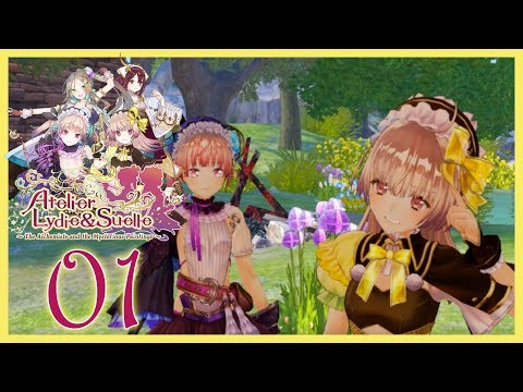 Atelier Lydie & Suelle - Chapter 1 - The Twins [Nintendo Switch | NIS America]
