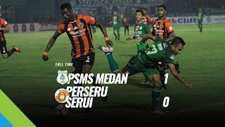 Download Video [Pekan 5] Cuplikan Pertandingan PSMS Medan vs Perseru Serui, 20 April 2018 MP3 3GP MP4