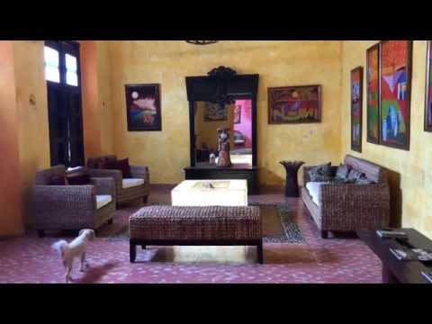Casa colonial en venta en Valladolid Yucatán