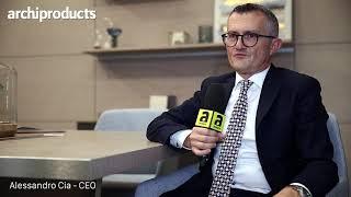 Orgatec 2018 | QUADRIFOGLIO - Alessandro Cia racconta Up&Up e le altre novità ufficio