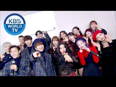 Time to meet 1st place nominees! BTOB & TWICE! [Music Bank / ENG, CHN / 2018.11.23]