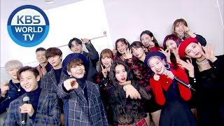 Download Video Time to meet 1st place nominees! BTOB & TWICE! [Music Bank / ENG, CHN / 2018.11.23] MP3 3GP MP4