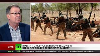 Russia and Turkey agree on Demilitarized Zone in Idlib
