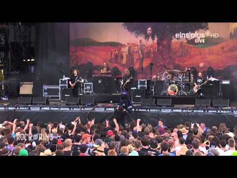 Opeth - Live At Rock Am Ring 2014 [HDTV Broadcast]