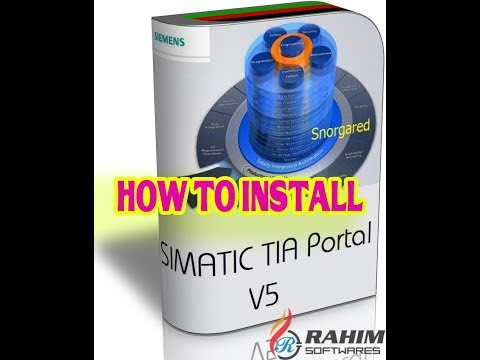 How to install TIA PORTAL SUITE v15 - Myhiton