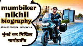 Mumbiker Nikhil Net Worth, Income, House, Car, Bikes, Girlfriend and Luxurious Lifestyle