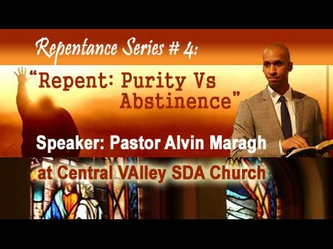 Repent: Purity Vs Abstinence