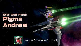 Star Fox Zero - Wolfen: Meddlesome Mercs