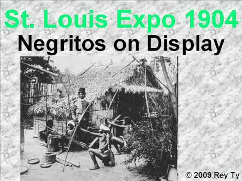 St. Louis World Exposition 1904, Philippine Villages -- Rey Ty