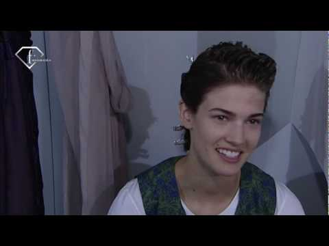 FashionTV - FTV.com - KENDRA SPEARS MODEL TALKS Spring - Summer 10