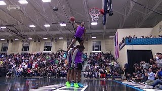 2019 McDonald's High School Dunk Contest Video