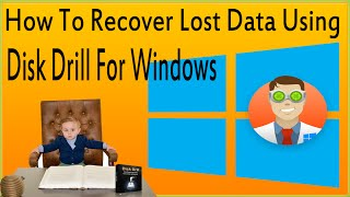 Use Disk Drill For Windows To Recover Lost Data From Hard Disk,Memory Card,USB,External Hard Disk,De