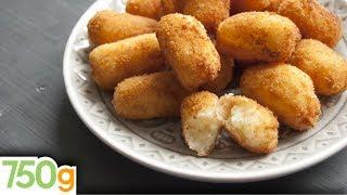 Recette de Croquettes de pommes de terre - 750g