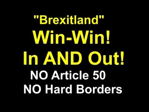 "Britain Needs ""Brexitland"": 7 new British Crown Dependencies outside UK / EU. UK stays EU!"