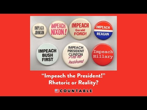 How does Impeachment work?