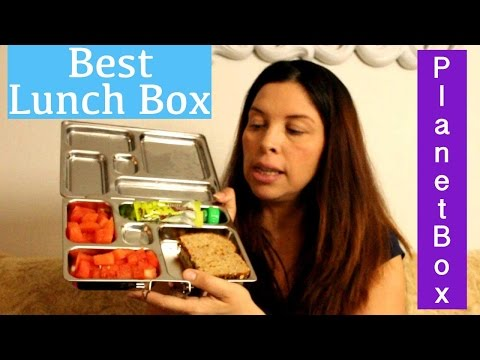 Planet Box Review - Best Lunch Box - Toddler Lunch Box