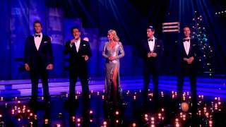 "Il Divo - performing ""Oh Holy Night"" ITV1 - 02.12.2012"