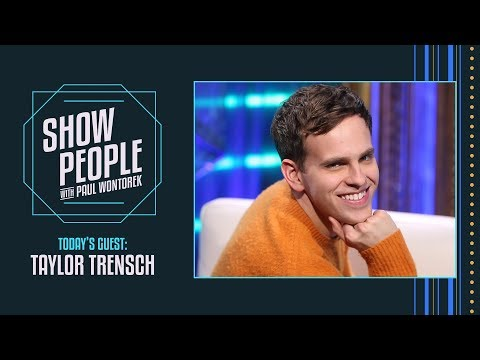 Show People with Paul Wontorek: Taylor Trensch of DEAR EVAN HANSEN